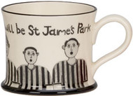 Always has been Always will be St James Park Mug