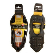 Overshoe Snow And Ice Grips - Large, Ideal for ice, snow mud UK Size 10 - 12
