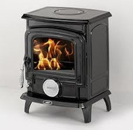 Aga little wenlock multi fuel burning stove
