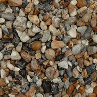 Oyster chippings 20mm Decorative Gravel -  LOCAL DELIVERY ONLY