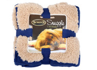 Snuggle Pet Blanket Blue