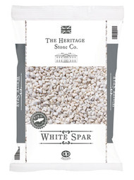 Heritage Stone White Spar 14mm - LOCAL DELIVERY ONLY