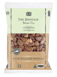 Heritage Stone Old English Pebbles 20mm - LOCAL DELIVERY ONLY