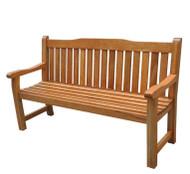 Carron 3 Seater Bench  -  LOCAL DELIVERY ONLY