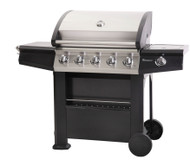 Dominica 5+1 Gas BBQ  -  LOCAL DELIVERY ONLY