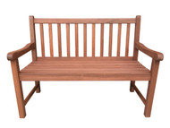 Hardwood Bench  -  LOCAL DELIVERY ONLY
