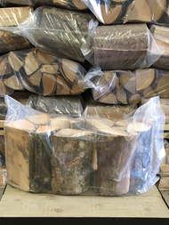 Kiln Dried Hardwood Logs (Bag)