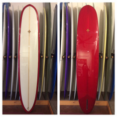 9'7 Byzak Single Fin pintail