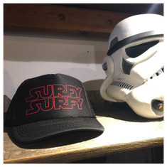 Surfy Wars Trucker Hat