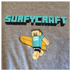 SURFYCRAFT Adult tee