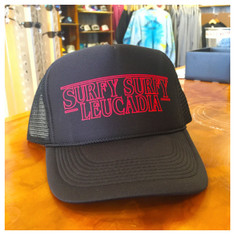Surfy Things Hat