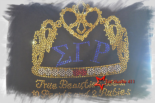 Sigma Crown Tee