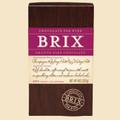Smooth Dark Brix Bar