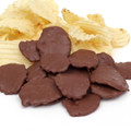 Milk Chocolate Potato Chips 5 oz