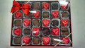 Foil Hearts & Chocolates 1 lb box