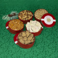 English Almond Toffee Holiday Snack Tin