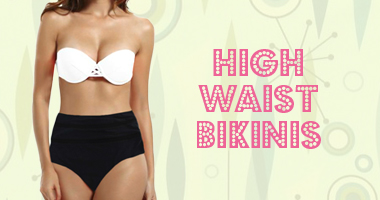 High Waist bikinis