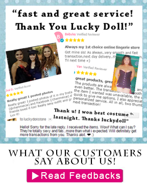 Lucky Doll Customer Feedbacks and Reviews!