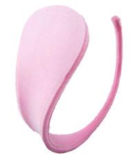 Baby Pink Plain C String Invisible Thong Panty