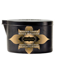 Tahitian Sandalwood Massage Oil Candle