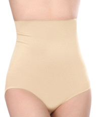 Skintone Nude Ultra Seamless Laser Cut High Waist Panty Girdle Shaper