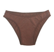 Chocolate Brown Basic Ultra Comfy Everyday Cotton Panty