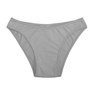 Gray Basic Ultra Comfy Everyday Cotton Panty