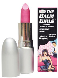 The Balm Girls® Lipstick - Anita Boy Toy Pink