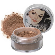 Overshadow® Shimmering All-Mineral Eyeshadow - If You're Rich, I'm Single Mauvy Pewter