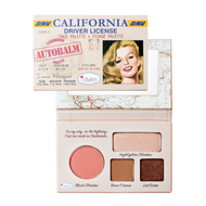 AutoBalm® CALIFORNIA Face Palette