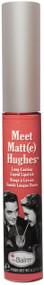 The Balm Meet Matte Hughes Long Lasting Liquid Lipstick - Honest