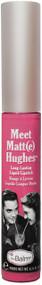 The Balm Meet Matte Hughes Long Lasting Liquid Lipstick - Chivalrous