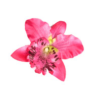 Pink Summer Orchid Small Hair Flower Clip