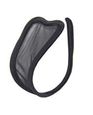 Black Mesh C String Invisible Thong Panty