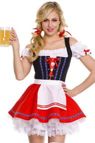 Sexy Oktoberfest Beer Maiden Costume