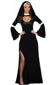 Dark Nun Long Costume