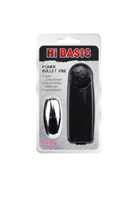 Power Bullet Single Egg Clitoral Vibrator