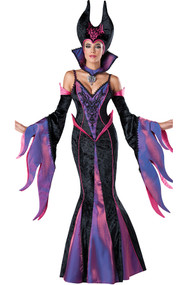 Evil Sorceress Queen Storybook Costume
