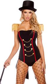 Ravishing Circus Ring Master Babe Costume