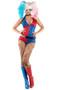 Harlot Harlequin Romper costume