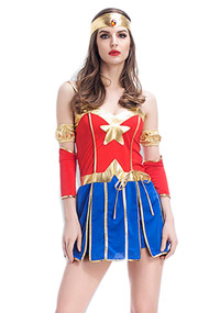 Sexy Wonder Woman Costume