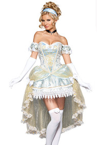 Deluxe Cindy Princess Costume