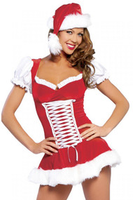 Candy Santa Babe Christmas Costume