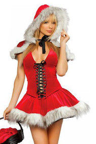 Party Santa Christmas Hottie Costume
