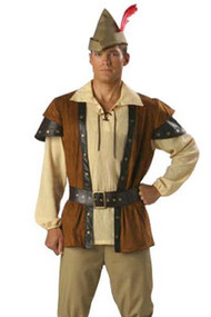 Renaissance Robin Men´s Costume