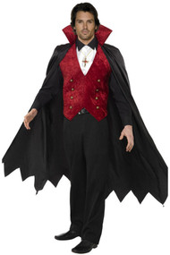 Count Dracula Mens Costume