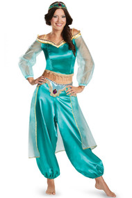 Jasmine Arabian Princess Costume