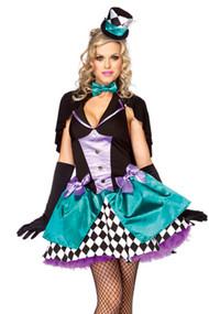 Mad Hatter Hottie Costume