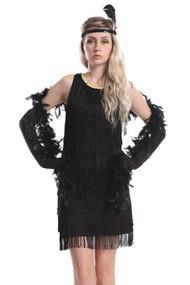 20世纪20年代女插手服装
