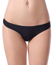 Plus Size Barely There Ultra Thin Seamless Thong